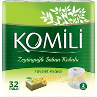 Komili Parfümlü Tuvalet Kağıdı 32'li