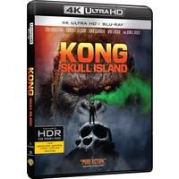 Kong: Kafatası Adası 4K+2D Blu Ray Dısc
