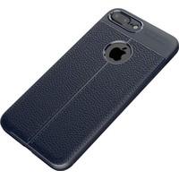 KılıfShop Apple iPhone 7 Plus Niss Tam Koruma Silikon Kılıf