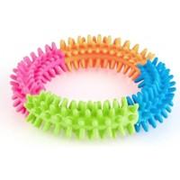 Petzanıa Orjinal Lisanslı Renkli Köpek Diş Temizleme Oyuncağı
