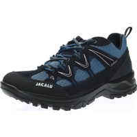 Jacalu Kadın Siyah Lacivert Mavi Bot 3746-26