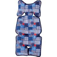 Sevi Bebe Puset Ve Oto Koltuğu Minderi - Mavi