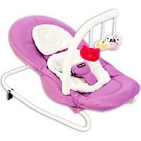 Vauva V9705 Bounce Sallanır Oyuncaklı Ana Kucağı - Lila