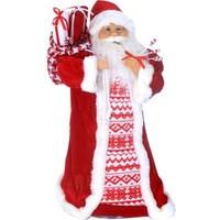 Evistro Yılbaşı Parti Süsü Noel Baba 60cm