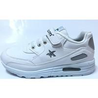 Rabum Air Taban Cırtlı Spor Ayakkabı Beyaz