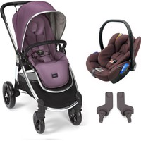 Mamas Papas Ocarro Travel Set Bebek Arabası Plum Wine