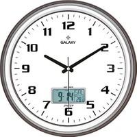 Galaxy T-97-S Dijital Termometre Takvim 35Cm Duvar Saati