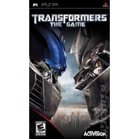 Sony Transformers The Game Psp Oyun