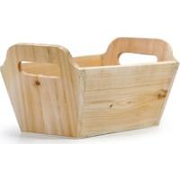 Lucky Wood Store Lucky Ahşap Organizer Box