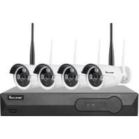 Bullwark Blw 400Wk Mp 4 Kamera Ve Kayıt Cihazı Kablosuz Wireless Set