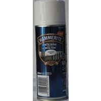 Marshall Hammerite Direkt Pas Üstü Pürüzsüz Metal Boyası Sprey Beyaz 400 Ml