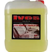 İveswax Detay Döşeme Temizleme Sıvısı 4*5 20L