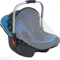 Happy Baby Plus Desenli Taşıma Oto Koltuğu
