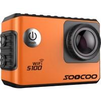 Anytek S100 Aksiyon Kamerası 4K, 2'' Ekran, P2P Wıfı Androıd/Ios - 170˚ Lens Waterproff(30M) Hdmı, Wıfı, Gps, Kamera + Dvr