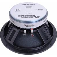 Soundmagus SM100D 25.4cm Mid Range 1000W 150Rms