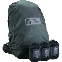 Trekmates Backpack Raıncover Çanta Yağmurluğu Stch51 / Siyah - Xs