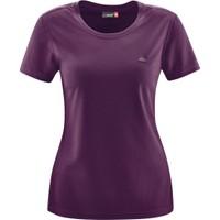 Maıer W T-Shirt S/S 252300 / Koyu Mor - 38