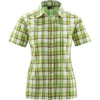 Maıer W Blouse S/S 242018 / Yeşil/Sarı Çizgili - 38