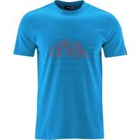 Maıer M T-Shirt S/S 152610 / Mavi - 54