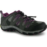 Karrimor Cuba Iı Kadın Kanyon Ayakkabısı K594 / Black Sea/Purple - 39