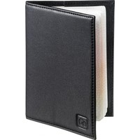 Go Travel RFID Korumalı Pasaport Kabı 672 / SİYAH - STD