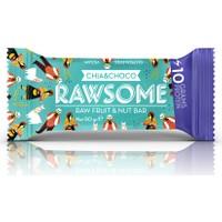 Rawsome Chia&Choco Bar 50 gr - 12'li