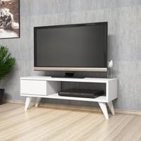 Hepsiburada Home Hayat Tv Sehpası - Beyaz