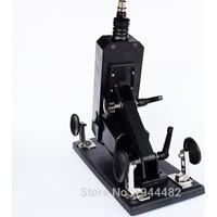 Lovetoys Machine Gun Çok Güçlü Vantuzlu Makine +4 Vibratör+1 Vajina