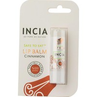 Incia Safe To Eat Lip Balm Cinnamon 6g