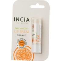 Incia Safe To Eat Lip Balm Orange 6g