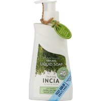 Incia Pure Olive Oil Natural Liquid Soap 250ml