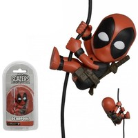 Neca Scalers Deadpool Kablo Tutucu Figür