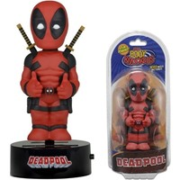 Neca Marvel Deadpool Body Knocker