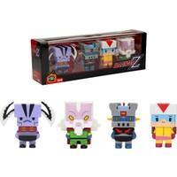 Sd Toys Mazinger Z: Pixel Set Of Four 003