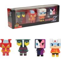 Sd Toys Mazinger Z: Pixel Set Of Four 004