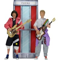 Neca Bill And Ted'S Excellent Adventure Clothed Figure Pack