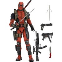 Neca Marvel: Deadpool 1/4 Scale Action Figure