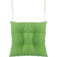 Textilla Çimen Yeşil Pofidik Sandalye Minderi