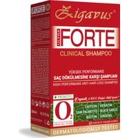 Zigavus Forte Ultra Clinical Kuru ve Normal Saçlar İçin Şampuan 300 ML