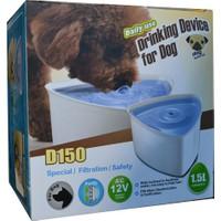 Dog Special D150 Otomatik Kedi & Köpek Su Kabı 1,5 Lt