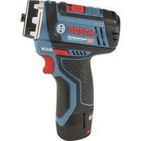 Bosch Professional GSR 12 V-15 FC 2 Ah Çift Akülü Delme/Vidalama