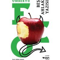 Beş Ahlak Yazısı - Umberto Eco
