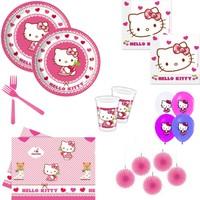 Party Var Hello Kitty Doğumgünü Parti Seti 16 Kişilik