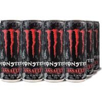 Monster Assault 335 ml Kutu 12'li