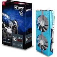 Sapphire NITRO+ RADEON RX 580 8GB GDDR5 SPECI Ekran Kartı 11265-21-20G