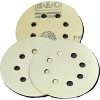 Atlas Velcro Zımpara 130 Kalite 115 Mm 180 Kum ( 5 Adet )