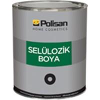 Polisan Selülozik Boya 1.Grup Koyu Kahve Rall 8007 2,3Lt