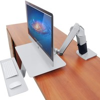 Ergotron WorkFit-A Apple Monitör/Klavye Standı (ERG24414227)