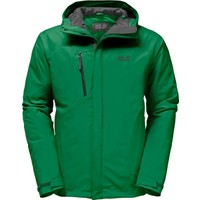 Jack Wolfskin Yeşil Erkek Outdoor Mont 1106901-4082