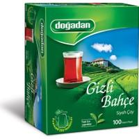 Doğadan Gizli Bahçe 100'lük Bardak Poşet Çay (200 gr)